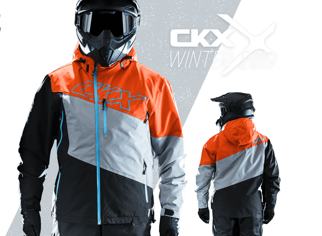 2019 CKX Husky snowmobile jacket