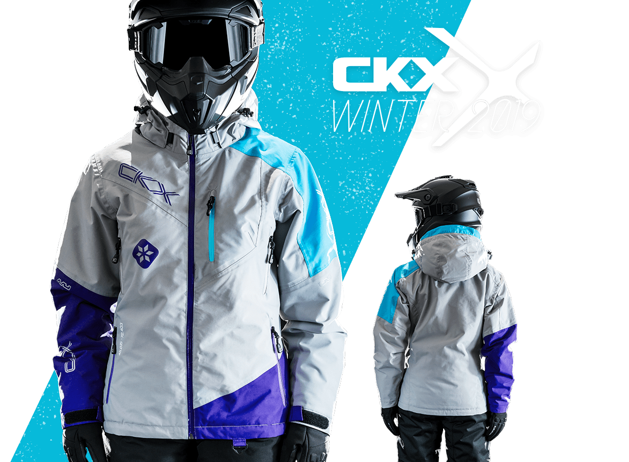 2019 CKX Montana snowmobile jacket