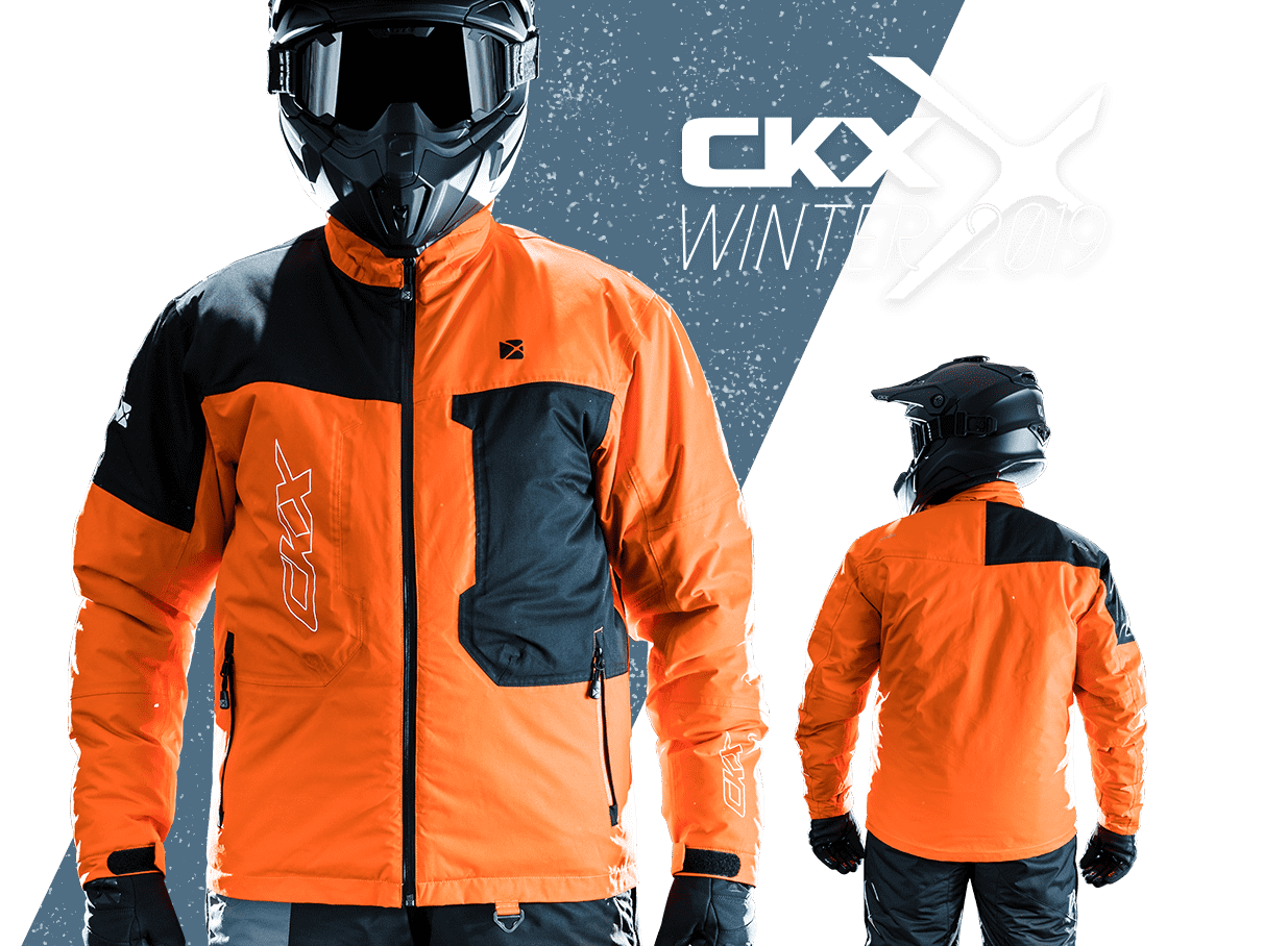 2019 CKX Tundra snowmobile jacket