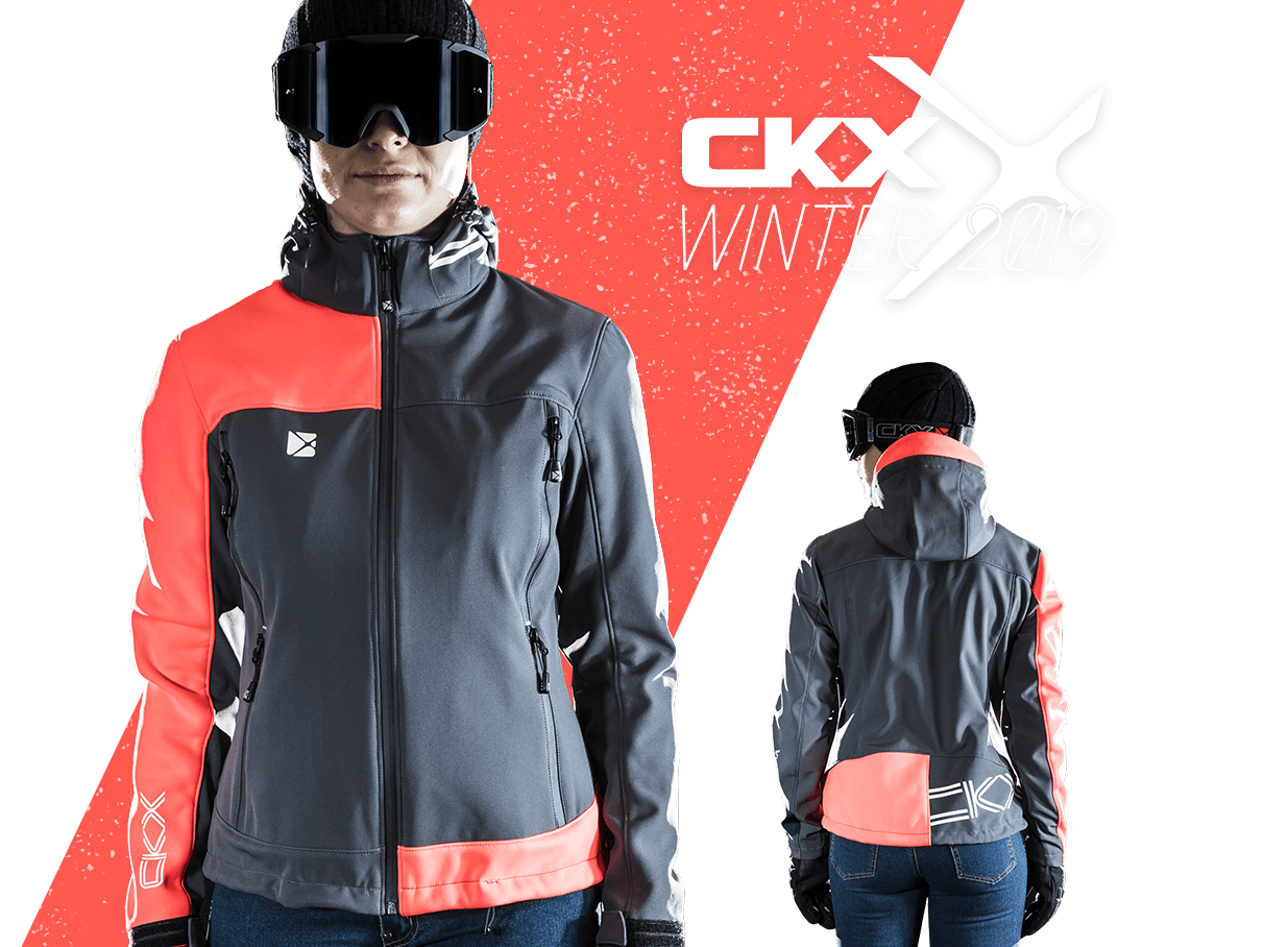 2019 CKX Carbone softshell